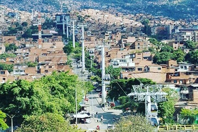 Medellin City Private Tour