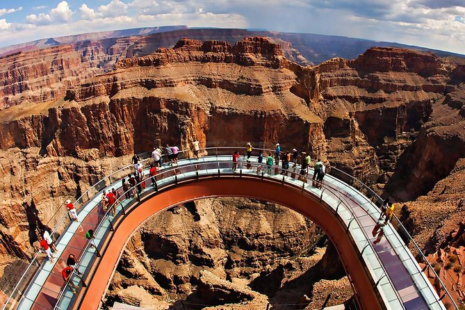 Grand Canyon West Skywalk Adventure