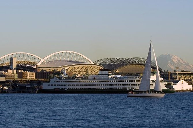 Puget Sound, ballparks and ferry terminal