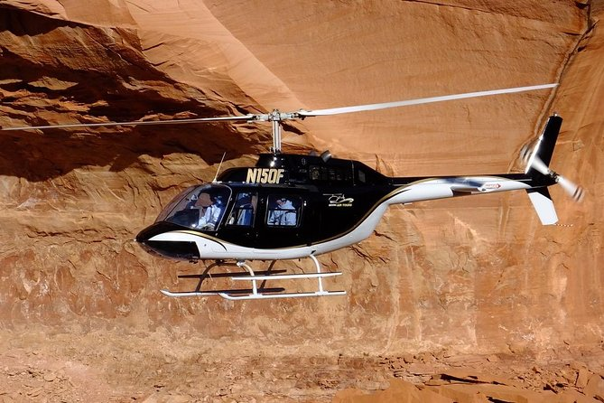 35-Minute Deluxe Helicopter Tour of Sedona