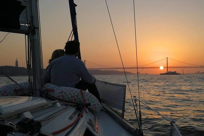 Private Sunset Cruise in Lisbon