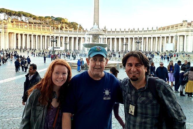 Skip the Line Private Tour: Vatican Museums Sistine Chapel St Peter Basilica