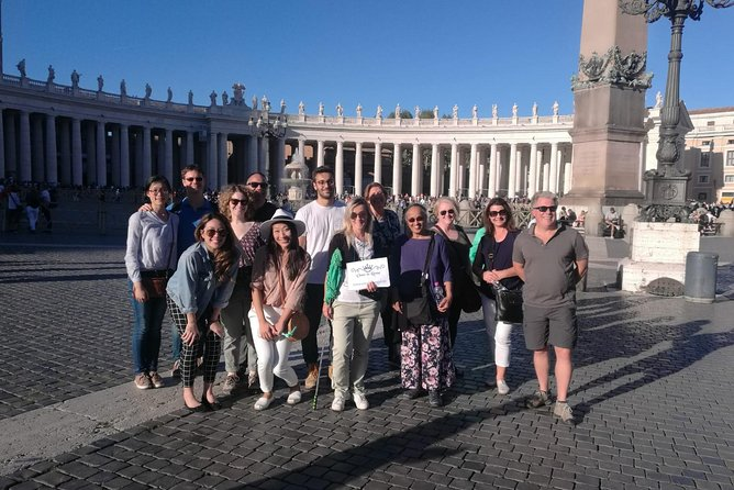Skip the Line Vatican, Sistine Chapel and St Peter's Basilica Small Group Tour