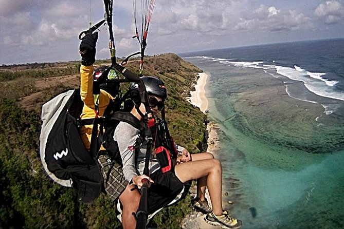 The Best Paragliding In Bali And Uluwatu Temple With Private Tour!