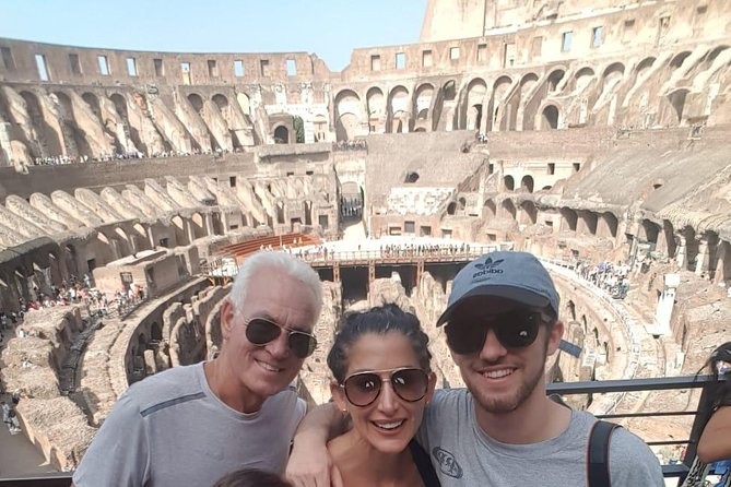 Skip the Line Colosseum and Ancient Rome Intimate Group of max 6 Tour