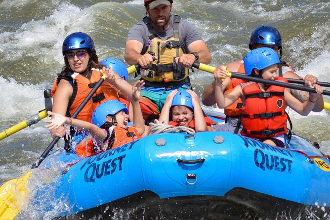 Family Fun with Journey Quest on Colorado's Arkansas River