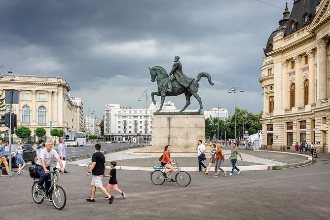 Bucharest panoramic tour (by car) and walking tour, Private photo 15
