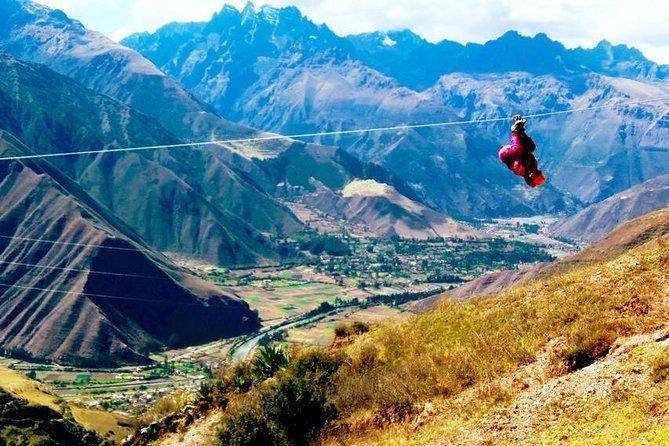 Half-Day Zipline Trip in Cusco