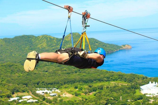 Diamante Adventure Park - Ocean View Zip Line