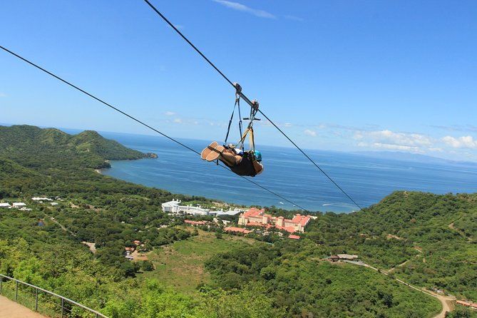 Diamante Adventure Park - Ocean View Zip Line
