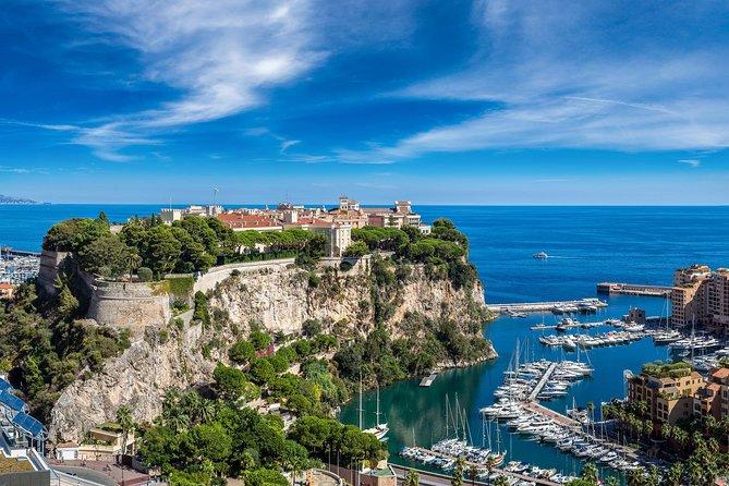 Excursão no litoral de Mônaco: Viagem privada de um dia para Mônaco, Eze e Nice