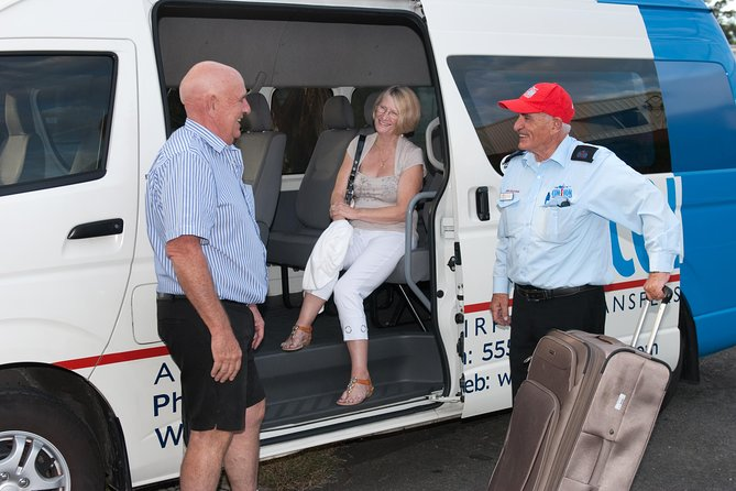 Sunshine Coast Airport Arrival transfer to Hotels