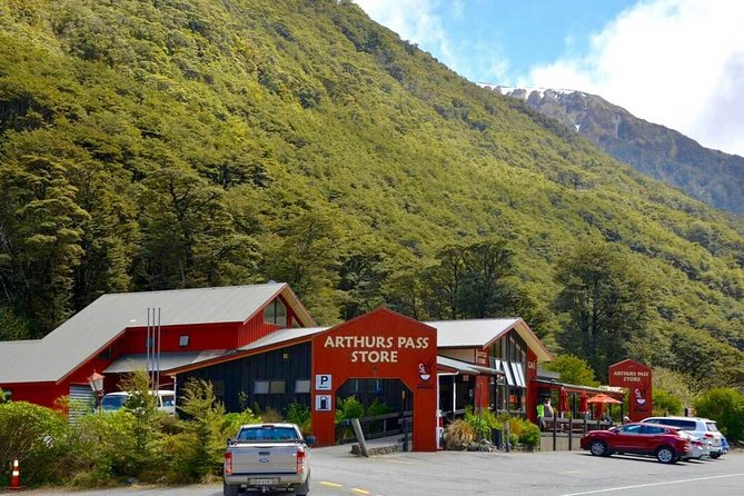 Arthur's Pass from Christchurch - private transfer for upto 5 people **