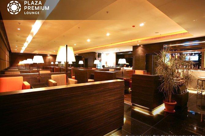 Rajiv Gandhi International Airport Plaza Premium Lounge ( Domestic Departure)