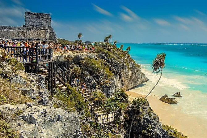 Coba and Tulum and Cenote and Playa del Carmen all in one 4X1 the most wanted!! photo 31