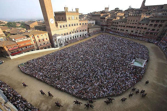 Siena and Florence Private Tour from Livorno