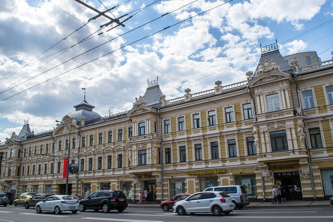 Russian Pancakes Tour with Free Samplings and Historic Walk in Downtown Moscow