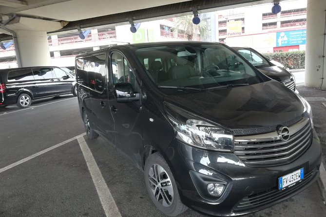 Rome Airport to City Center Private Transfer