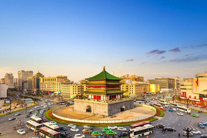 Flexible Xian Day Tour from Guangzhou by Round-way Air