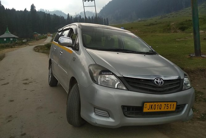 Innova Cab for Pvt Sightseeing & Transfers