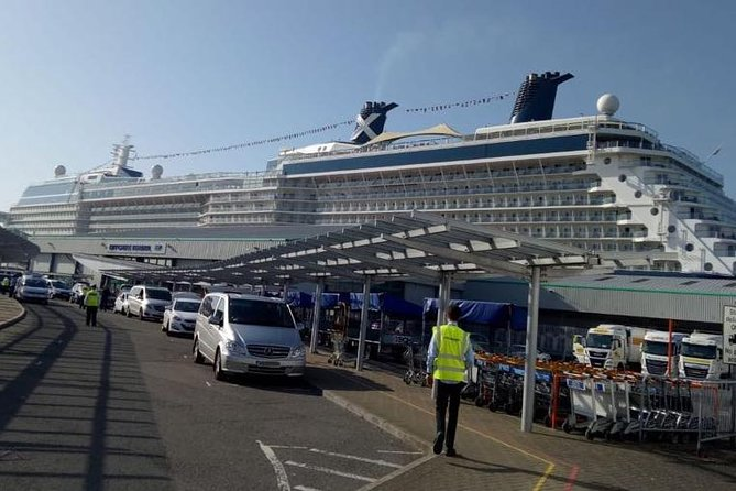 Shuttle Service London and Heathrow Hotels to Southampton Cruise Terminals
