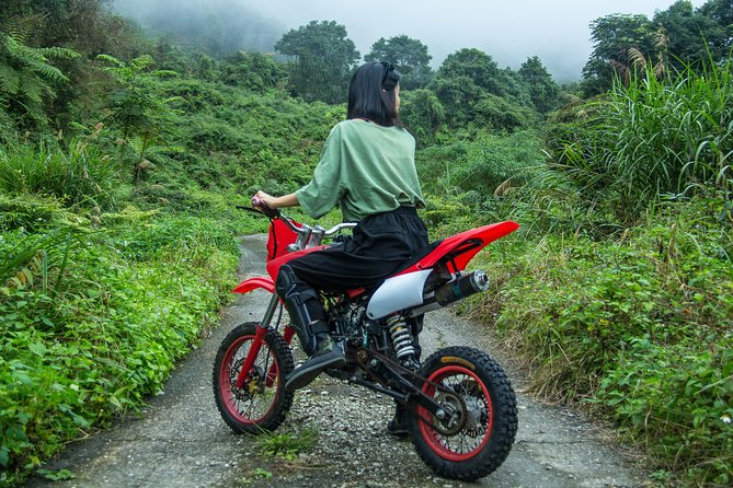 Hualien Ruisui Mountain Motorbiking