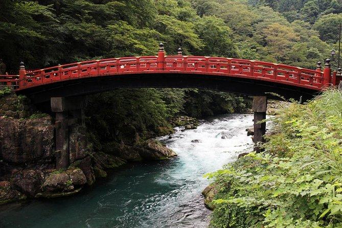 Nikko Private Tour by public transportation