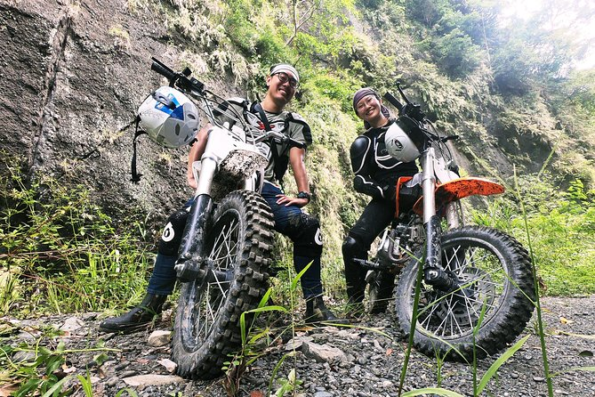 Hualien Secret Gorge Motorbiking and Stream Tracing