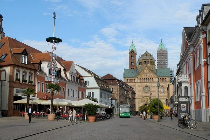 Speyer City tour with Cathedral