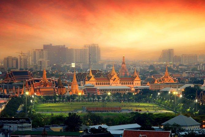 Private Tour: Grand Palace, Emerald Buddha and Reclining Buddha
