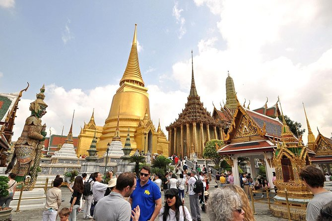 Thonburi Klongs & Grand Palace with or without Hotel Transfers