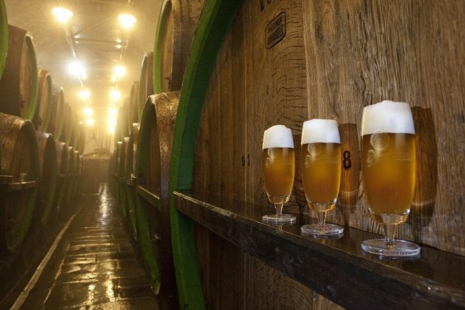 Pilsen Highlights Small-Group Tour and Pilsner Brewery Tour including Lunch and Beer Tasting