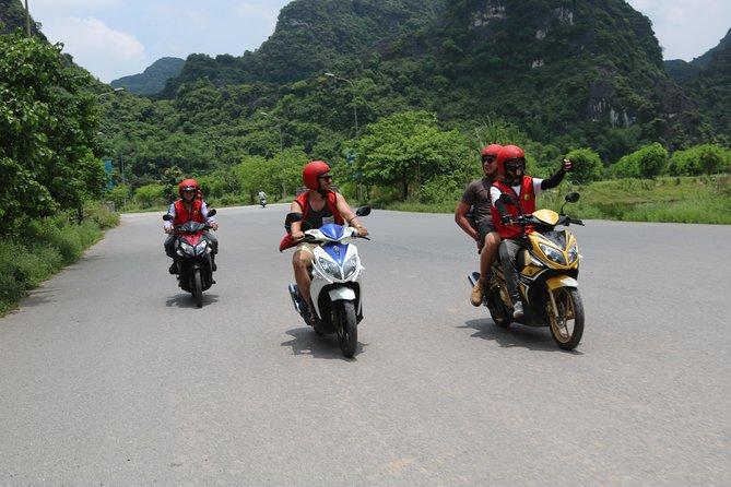 Ninh Binh Motorbike Tour Half Day