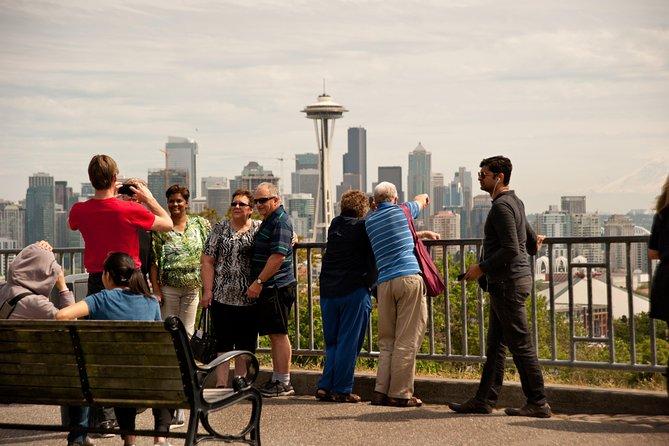 Tour en grupo pequeño: los puntos destacados de la ciudad de Seattle