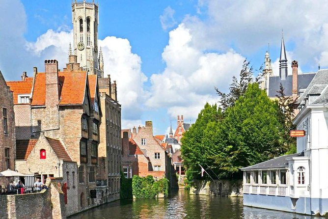 Private tour : Best of Bruges Venice of the North From Brussels Full Day
