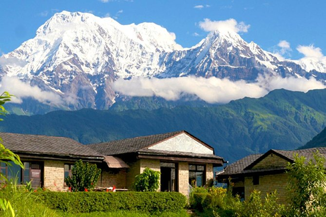 3 Day Annapurna Trip including Dhampus Hill Trek