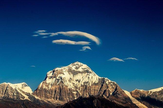Annapurna Panoramic 8 Day Trek from Kathmandu