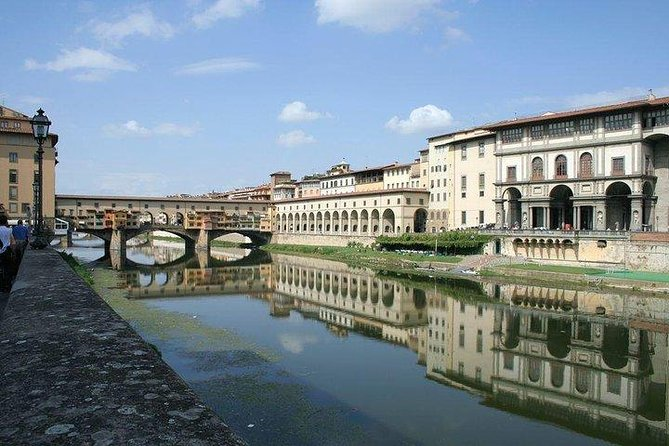 Uffizi Gallery and Palazzo Vecchio Guided Tour in Florence