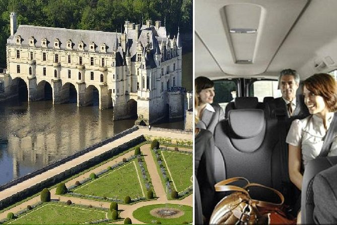 Loire Castles Small Group Guided Tour from Paris