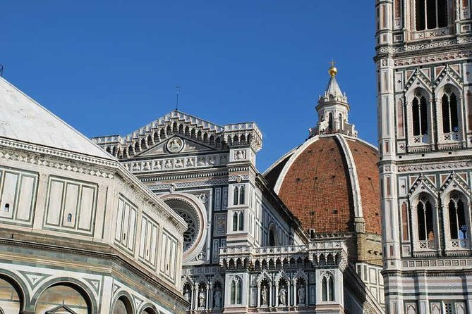 Walk with David: Florence Half Day Accademia Gallery and 2-hours walking guided tour photo 6