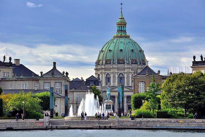 Copenhagen City Highlights Private Tour & Christiansborg Palace