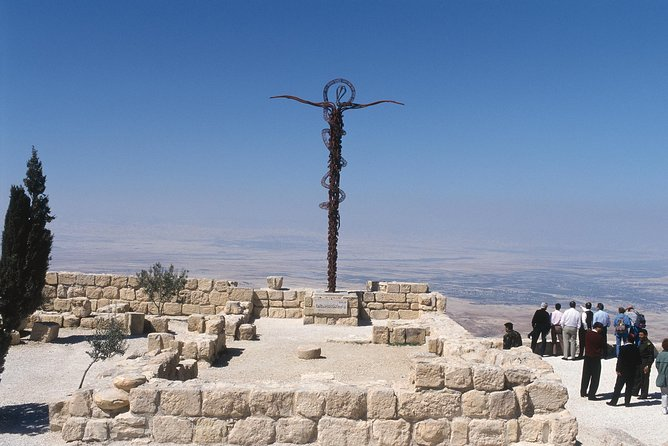 Private One Day Tour Ma'daba Nebo & Dead Sea from Amman