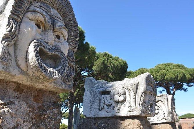 Roman Mysteries Family tour of Ostia Antica