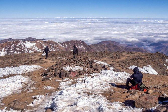 Mount Toubkal trek 2 days