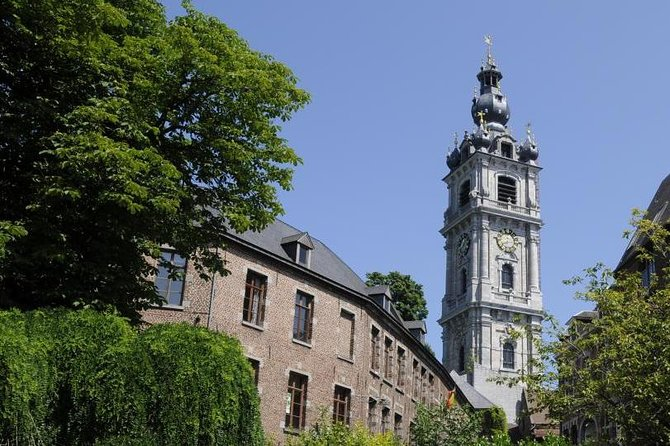 Mons, walled city