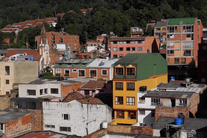 Bogotá: La Macarena to Parque Nacional Walking Audio Tour by VoiceMap