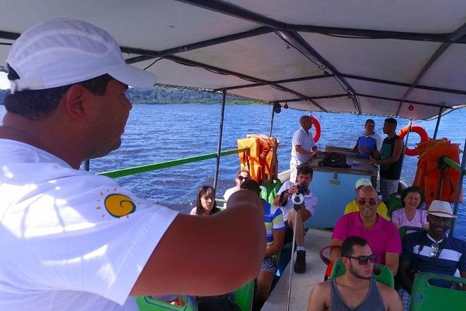Lagoa Encantada - Charms Tourism Boat and Land Tour from Ilhéus