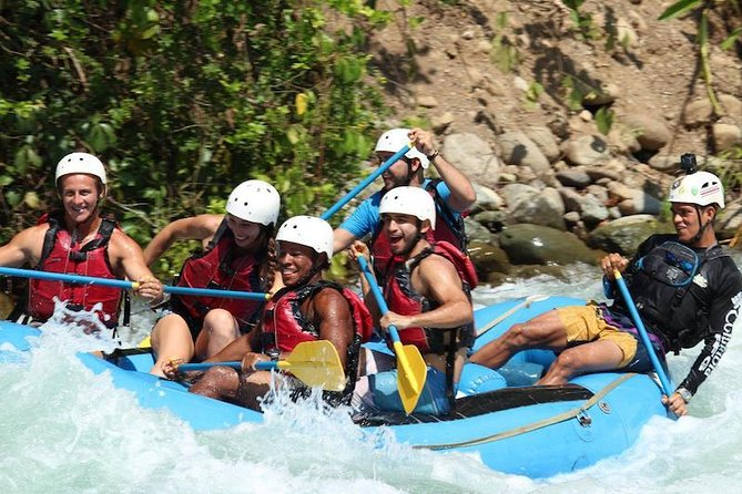 Savegre Rafting