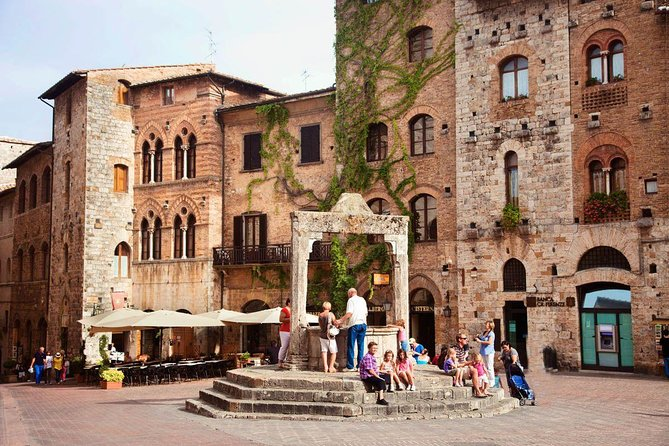 A day to Siena & S.Gimignano from Rome