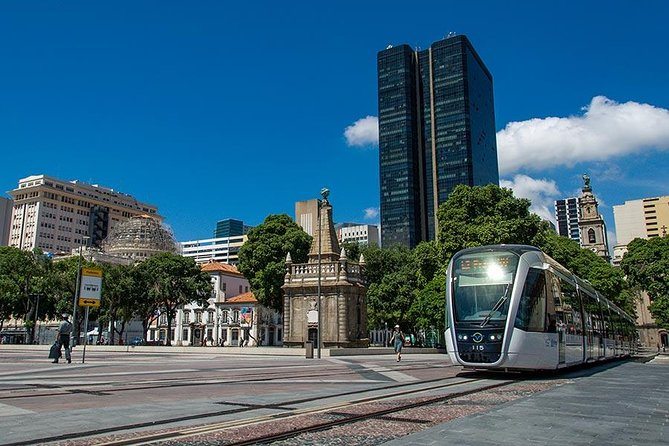 Exploring Rio City Center by Foot